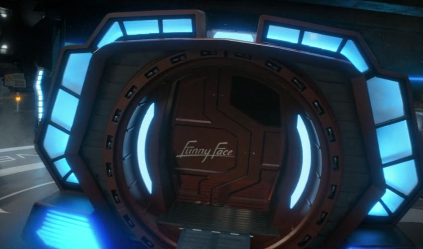 Funny Face (shuttle)