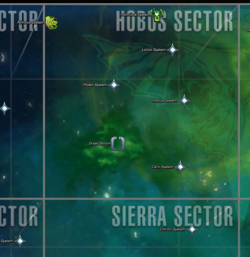Hobus sector
