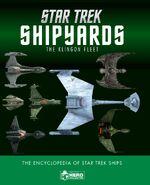 Shipyards Klingon Fleet draft cover
