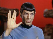 Spock Vulcanià