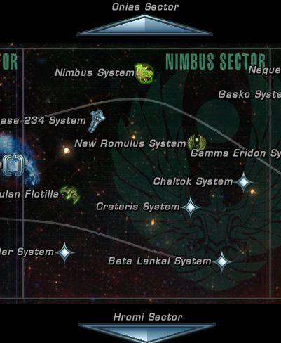 Nimbus sector