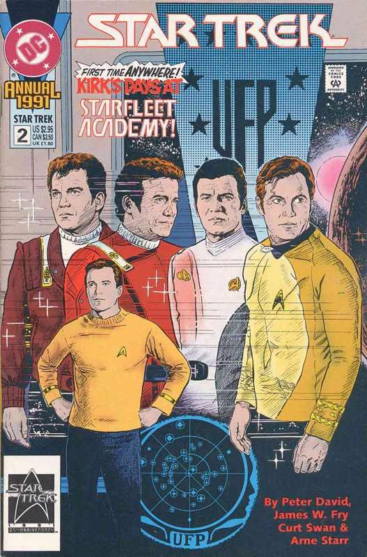 Starfleet Academy!