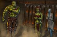 Orion Syndicate Slaver