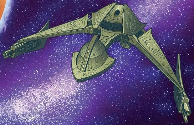 Klingon bird-of-prey (2260s)