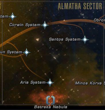 Almatha sector