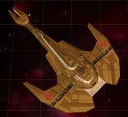 Cardassian colony ship