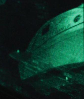 Franklin shuttlepod