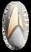 Uniform badge rank insignia.