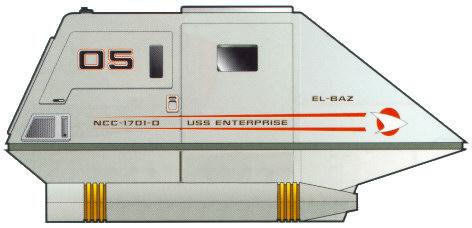 Cousteau (shuttlepod)