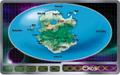 Ekos planet map