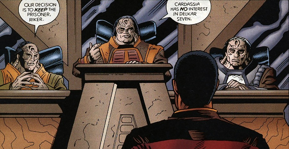 High Council of Cardassia Prime
