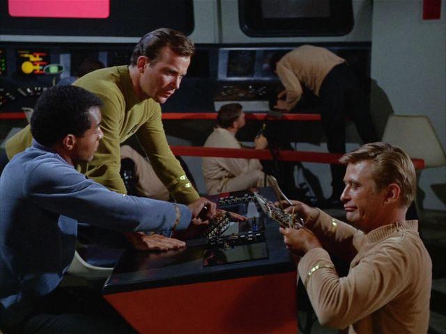 Kelso, Alden and Kirk repair helm.jpg