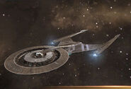 Fleet command USS Discovery