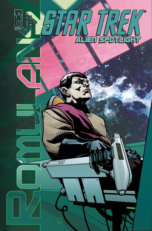Alien Spotlight: Romulans (2008)
