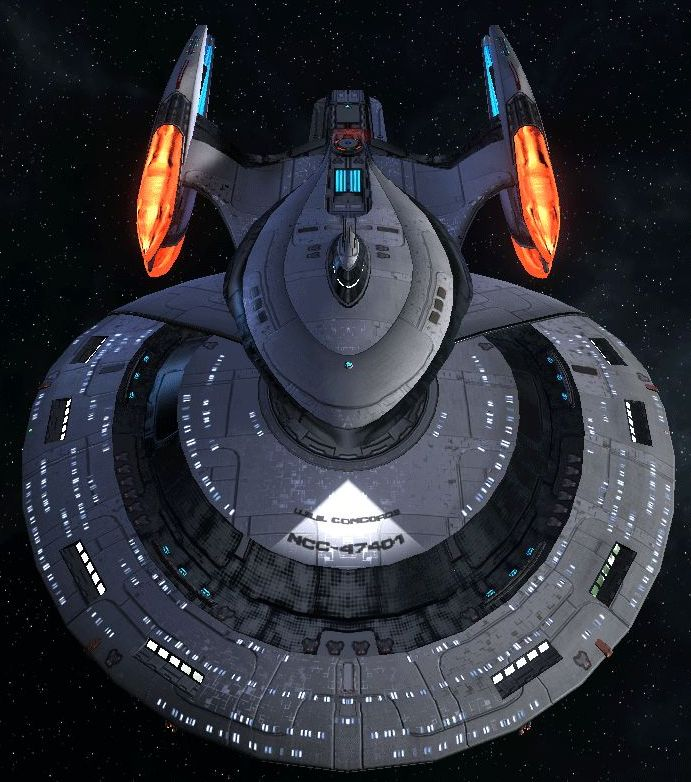 USS Concorde