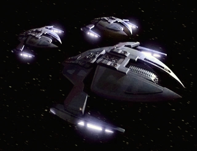 Jem'Hadar 2nd Division Wing Destroyer 3