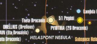 Helaspont Nebula