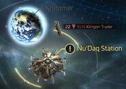 Nu'Daq at Khitomer
