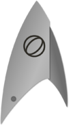 Starfleet Ranks 2250s Science Division - Ensign
