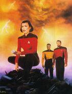 TNG 1994 special art