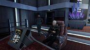 Commandant desk