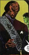 Commander worf Marvel