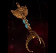 Cardassian repair ship