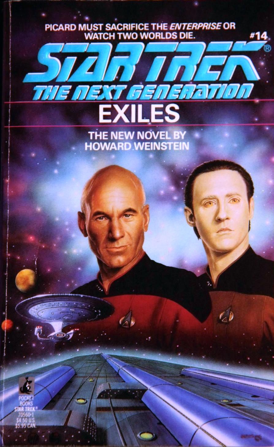 Exiles (TNG novel)
