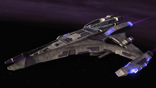 Dreadnought carrier