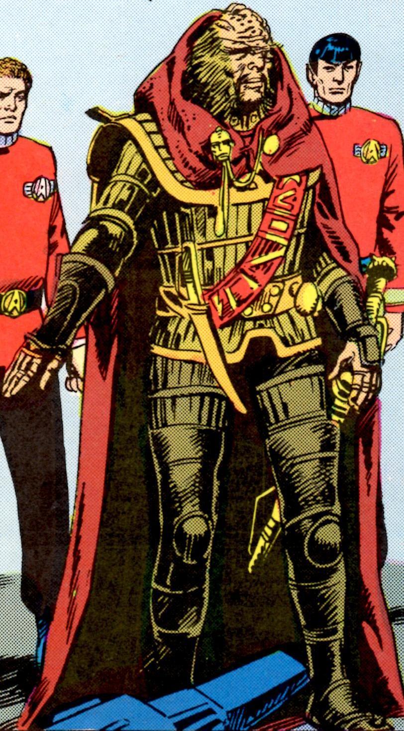 Kron (Commander)