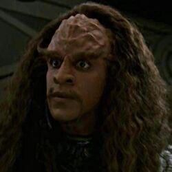 Drex, son of Martok