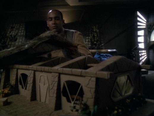 Sisko's house