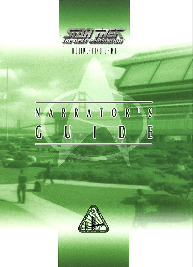 Starfleet Academy Narrator's Guide