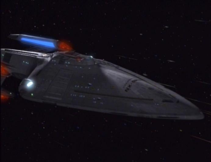 USS Cerberus (Prometheus class)