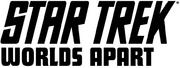 Worlds Apart logotype image.