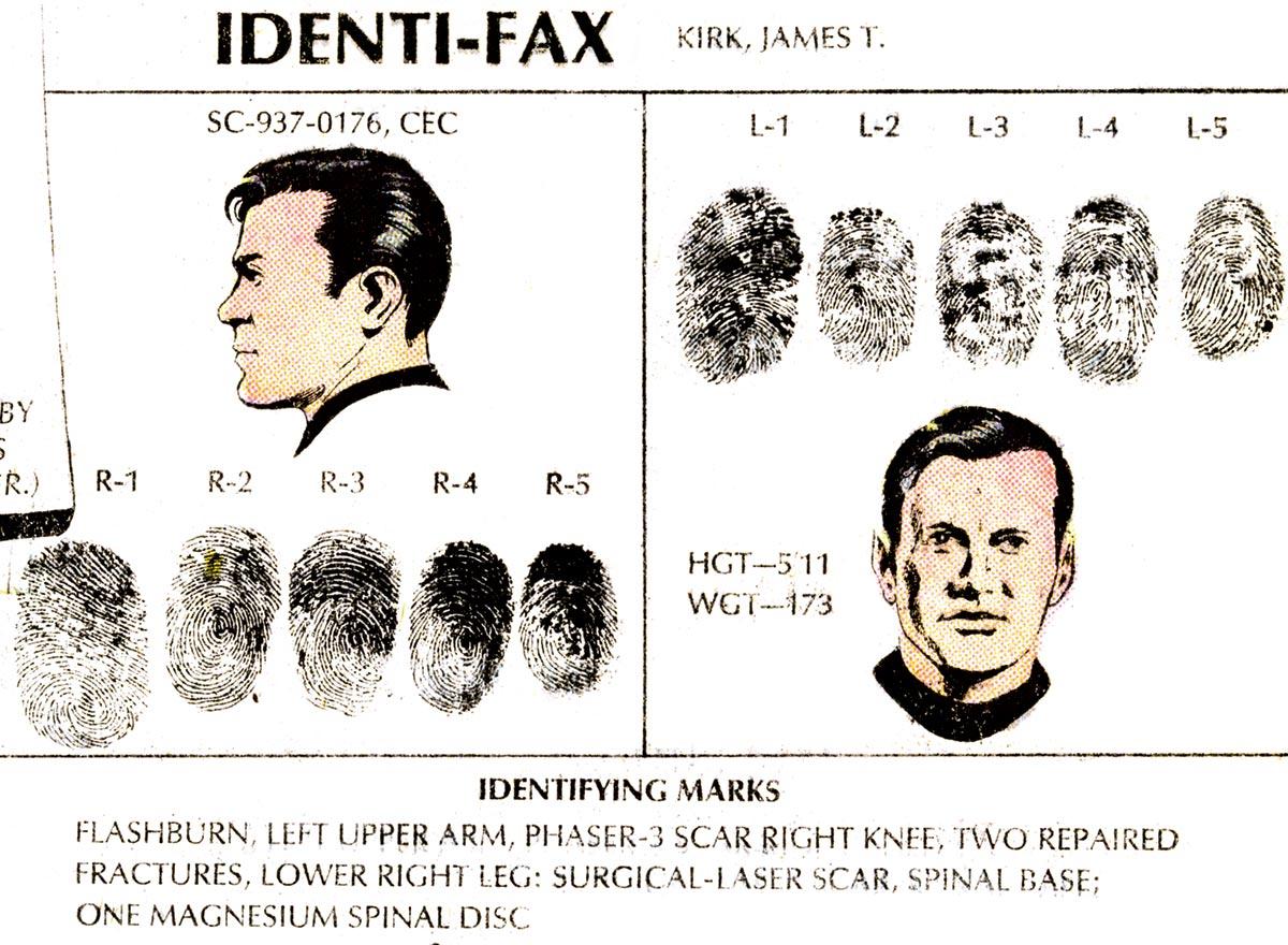 Captain James T. Kirk: Psycho-File