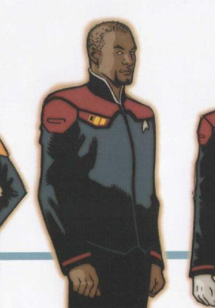 Unnamed USS Enterprise (NCC-1701-E) personnel