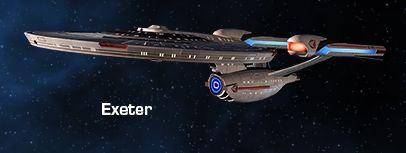 USS Exeter (NCC-1672-C)