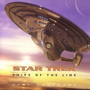 Ships of the Line 2003