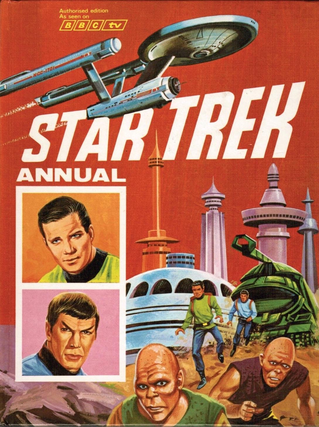 Star Trek Annual 1969