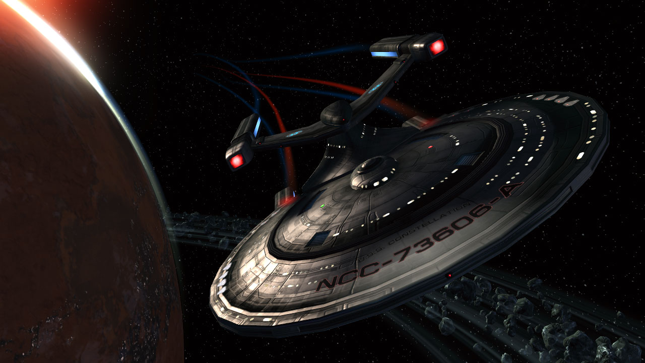 USS Constellation (NCC-73606-A)