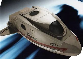 Endeavour shuttlepod