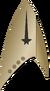 Uniform badge rank insignia image.