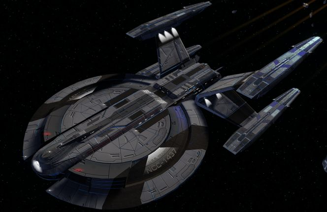 USS Yeager (NCC-1437) (II)