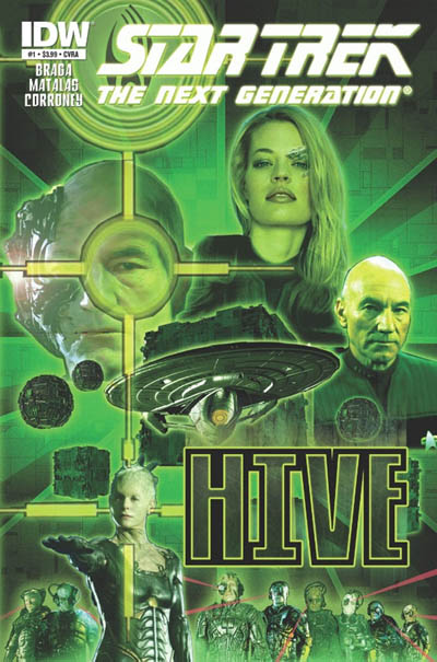 Hive, Issue 1