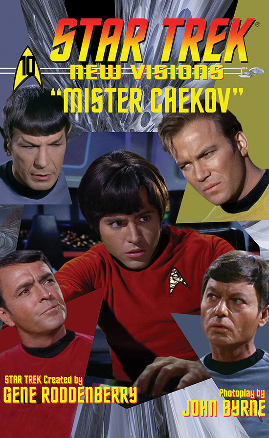 Mister Chekov