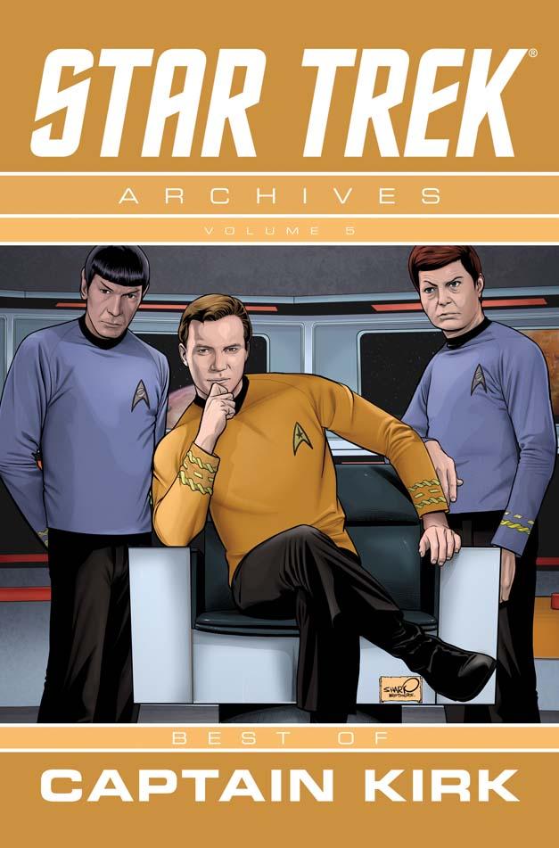 Best of Captain Kirk