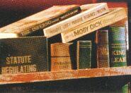 Khan's books