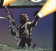 Flashlight Marvel Comics