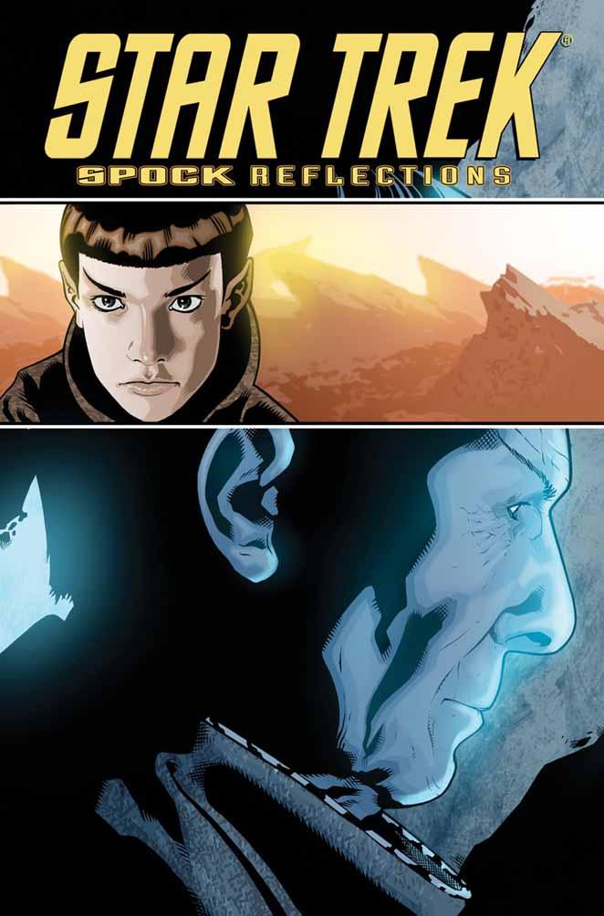 Spock: Reflections